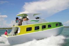 Belize City Water Taxi