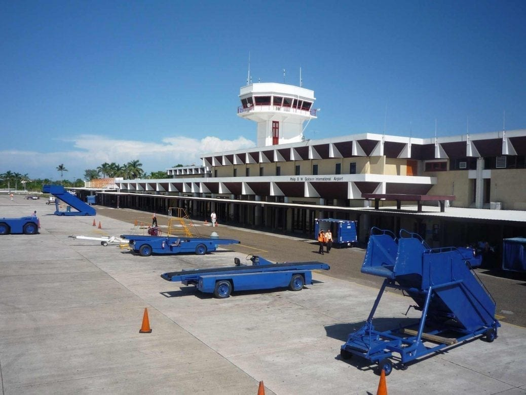 Belize International Airport (BZE)